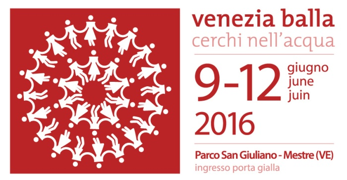 save the date-Festival Venezia Balla 2016