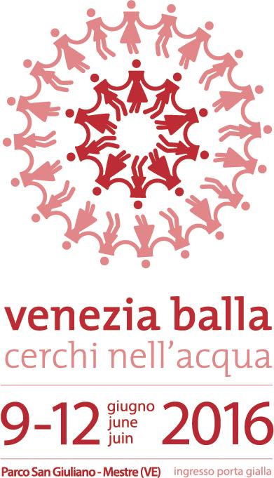 festival Venezia Balla-cerchi nell'acqua 2016, 9-12 giugno, presso parco San Giuliano, Mestre (VE) ingresso porta gialla
